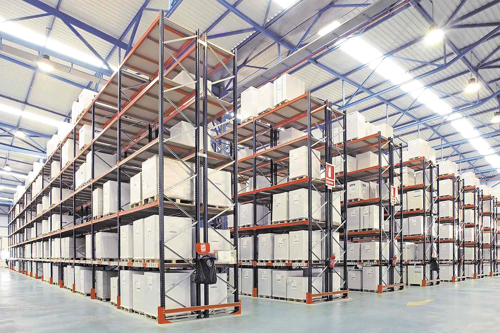 Pallet Racking Quote representative